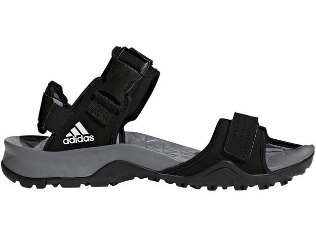 adidas Cyprex Ultra DLX II Sandals Men, core black/vista grey/footwear white